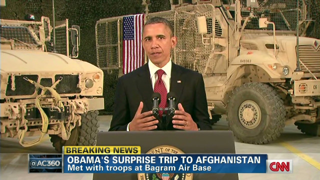 President Obama's plan for Afghanistan