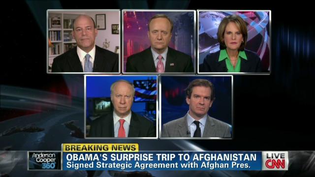 Bergen: Obama trip 'important milestone'