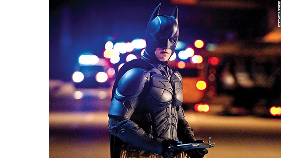 "Following Michael Keaton in 1989 (and 1992), Val Kilmer in 1995 and George Clooney in 1997, Christian Bale has been driving the Batmobile since 2005's ""Batman Begins."" ""The Dark Knight"" captivated moviegoers in 2008, and ""The Dark Knight Rises"" -- out Friday -- will likely do the same. Who is your favorite superhero?"
