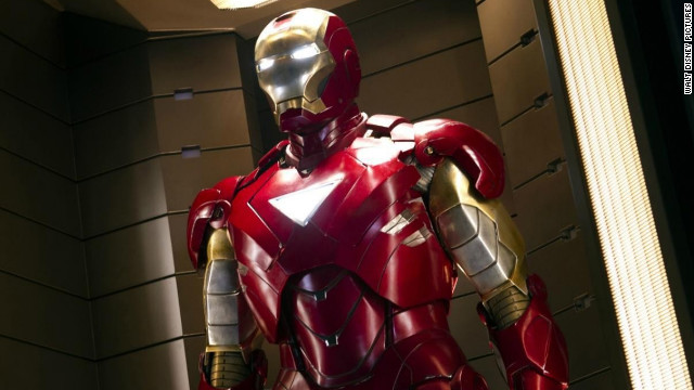 Chatting with the 'Iron Man 2' cast