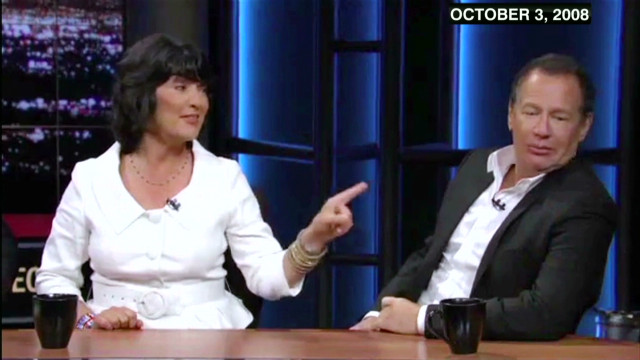 How Amanpour knew where bin Laden was