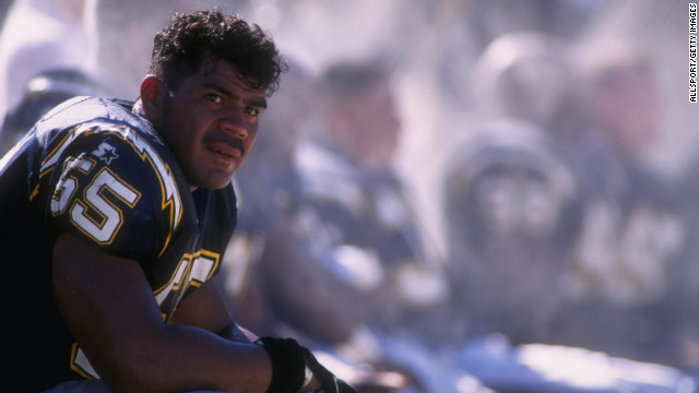 Junior Seau, 43, died of a gunshot wound at his Oceanside, California, home last week.