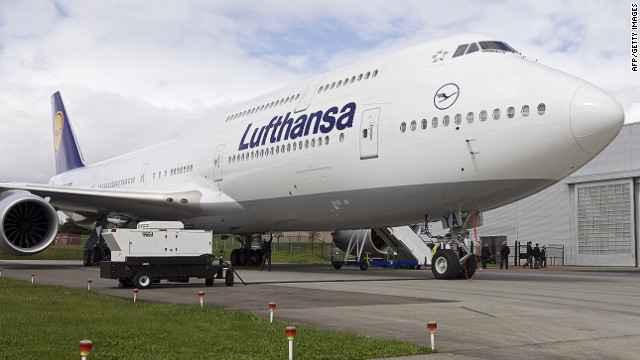 Lufthansa cancels flights due to strike