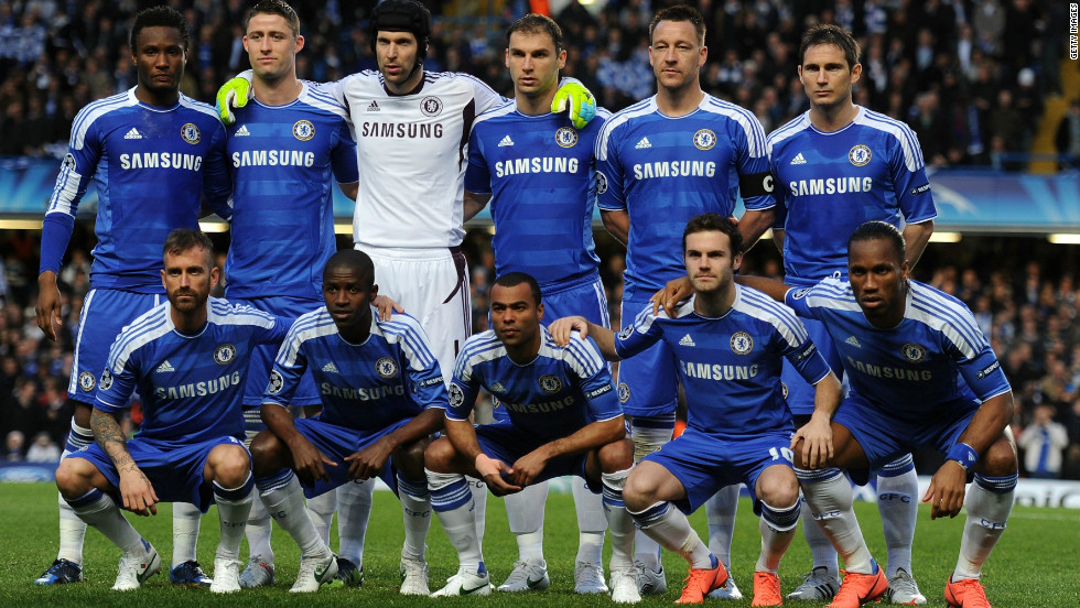 Russian billionaire Roman Abromovich's Chelsea team climbed the rankings from sixth to fourth, with players earning around $6.7 million a year -- the equivalent of $130,690 a week.