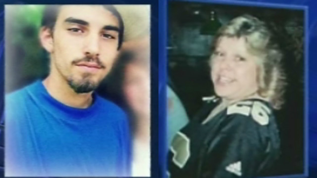 A mother and son are killed in separate car accidents on the same night.