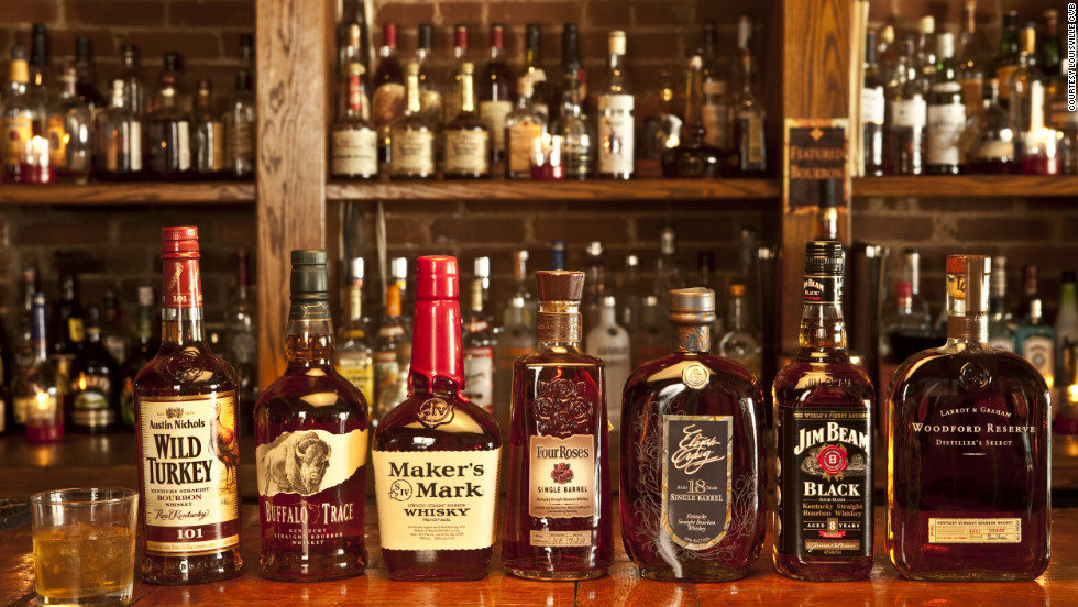 Bourbon is one of Kentucky's most prominent industries. Louisville offers plenty of options for sampling the dark liquor.