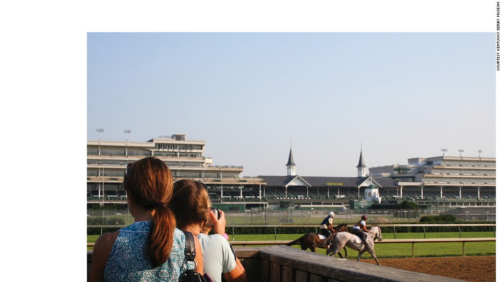 Churchill Downs will be crowded for the Oaks and Derby races this weekend.