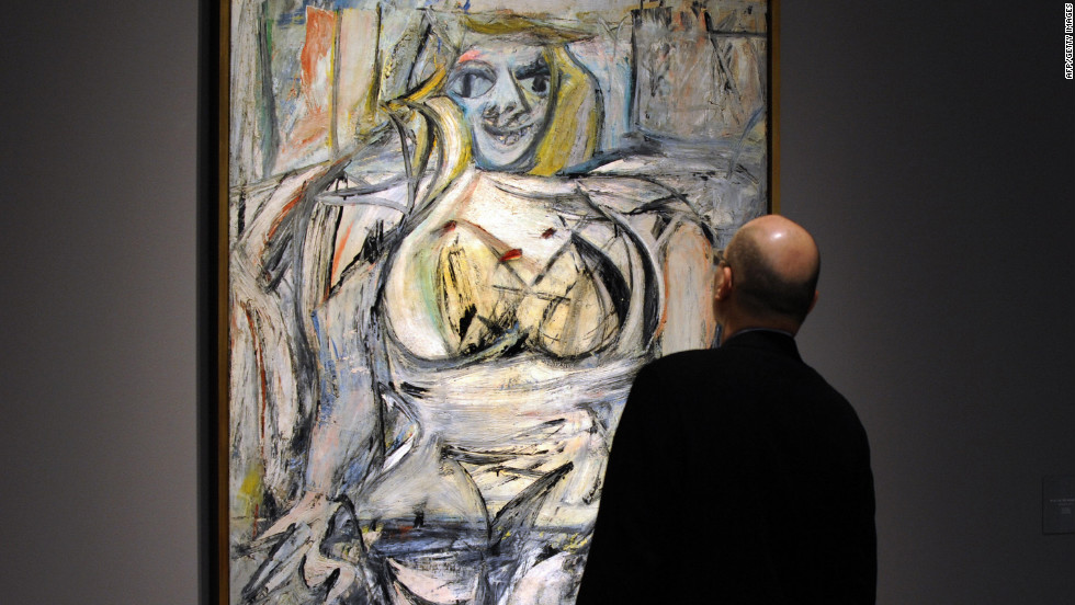"Billionaire Steven A. Cohen privately purchased ""Woman III"" by Willem de Kooning for an estimated $137.5 million, <a href=""http://www.nytimes.com/2006/11/18/arts/design/18pain.html"">The New York Times reported</a> in 2006."