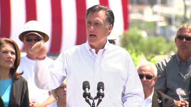 Romney criticizes handling of Chen affair