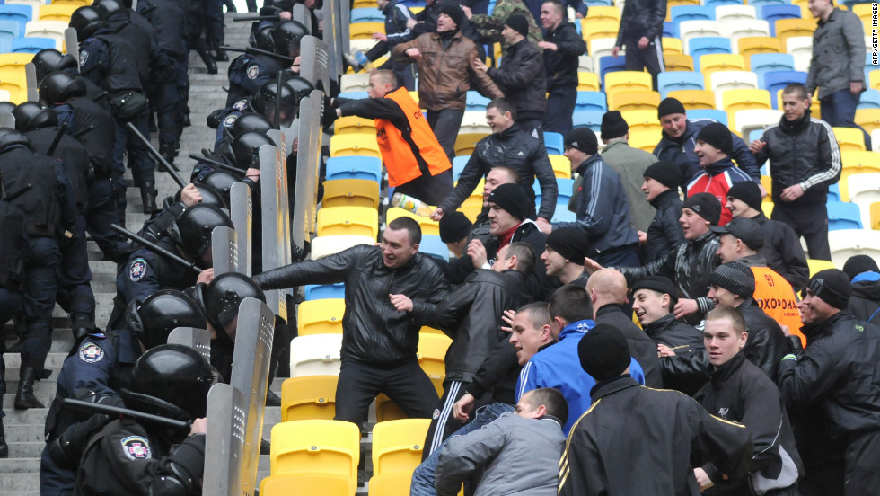 Fears have been raised about visiting supporters' safety after reports highlighting brutality by Ukrainian police and violence by racist fans in both host nations.