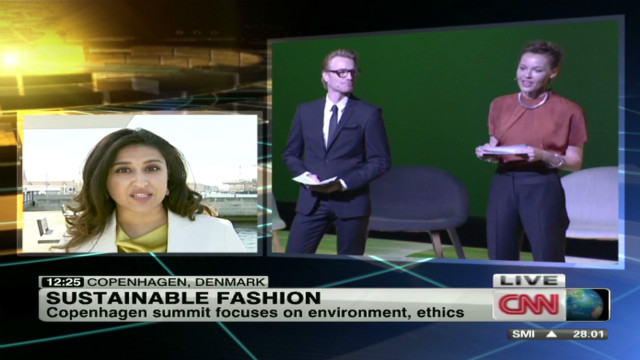 Sustainability in the fashion industry