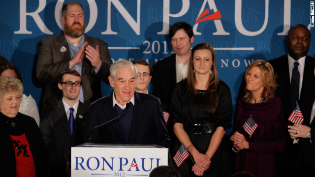 Timothy Stanley says Ron Paul appeals to those who don't regard religious piety or war as sacred tenets of conservatism