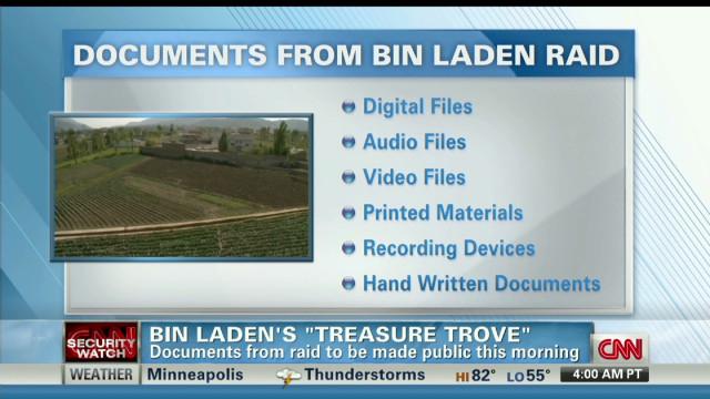 Bergen: Bin Laden 'paranoid'