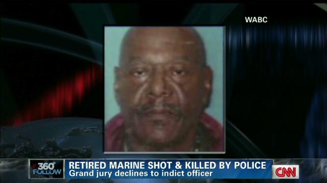 Retired Marine shot, killed by police
