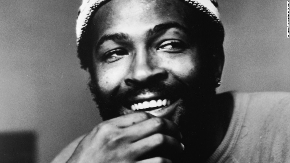 "By Marvin Gaye, 1973. (Listen: <a href=""http://www.youtube.com/watch?v=BKPoHgKcqag"" target=""_blank"">YouTube</a> 