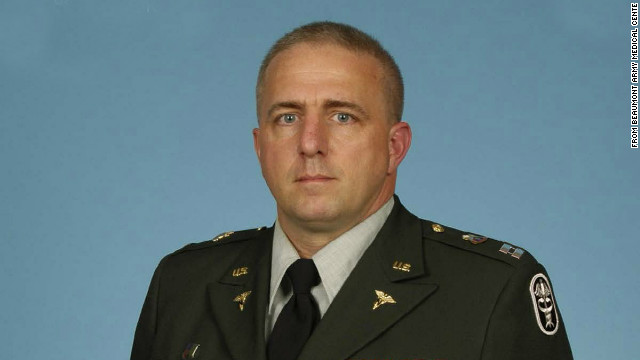 "Army Capt. Bruce Kevin Clark ""loved being in the military,"" his sister-in-law says."