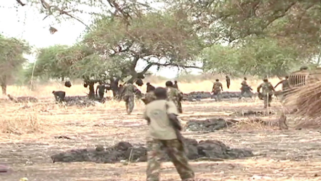 Air raids resume on South Sudan