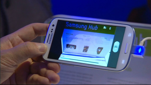 Samsung Galaxy S III primed for release