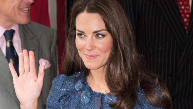 2012: The Kate effect' on fashion