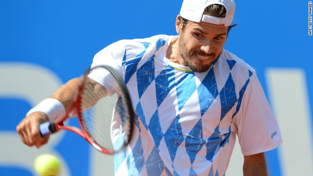 German veteran Tommy Haas claimed two notable scalps on his way to the Munich semifinals this week.