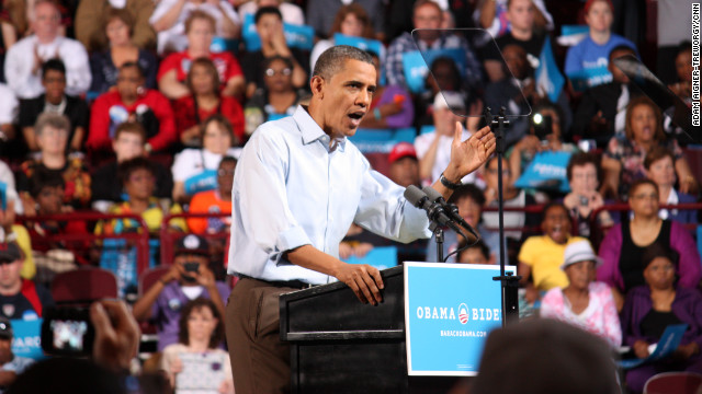 Obama: 'We're fighting our way back'