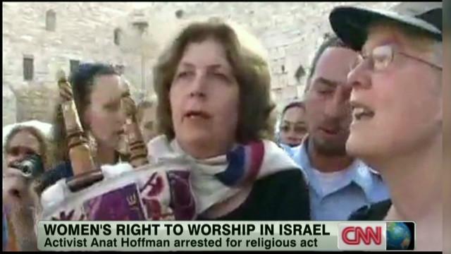 amanpour hoffman israel orthodox_00001523