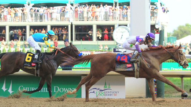 Kentucky Derby champ crowned