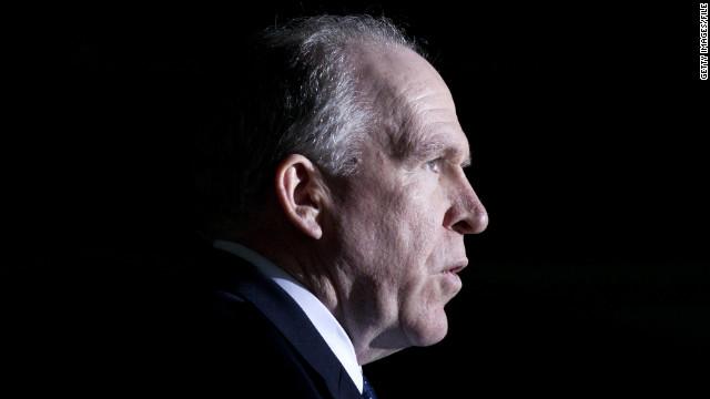 John Brennan, the president's top counterterrorism adviser