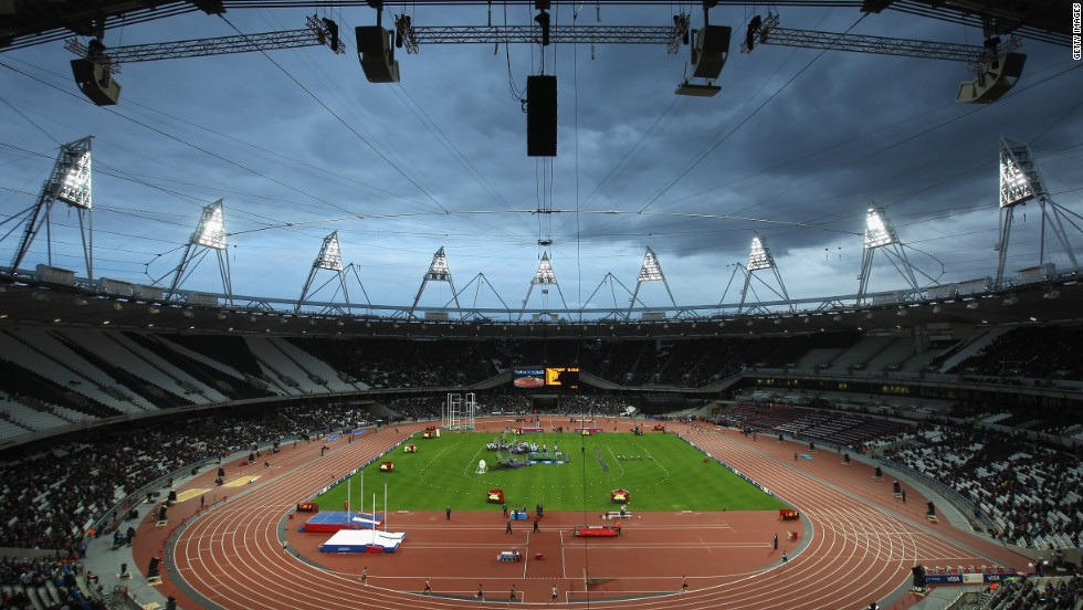London hopes its Games will be the greenest in history. The main Olympic stadium is built from just a tenth of the amount of steel used to build the Bird's Nest stadium for the Beijing Games in 2008.