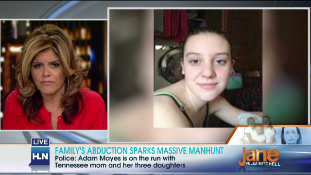 Family's abduction sparks manhunt