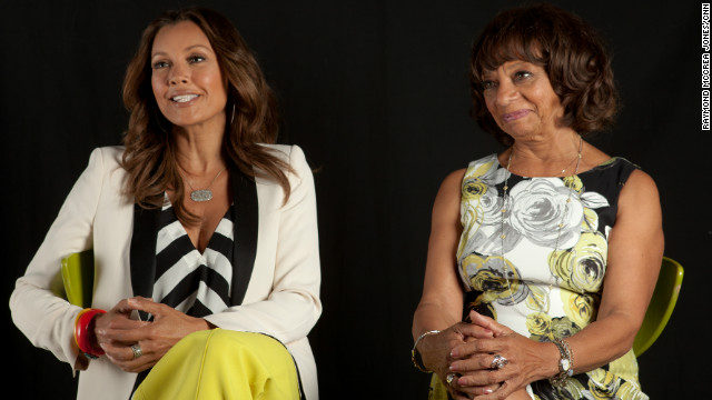 Vanessa Williams' memoir tells of abuse