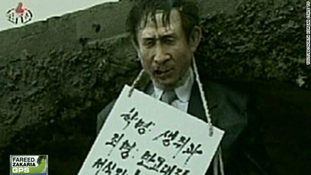 N. Korea mob dismembers S. Korea effigy