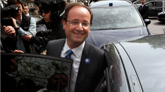 Hollande and France's future