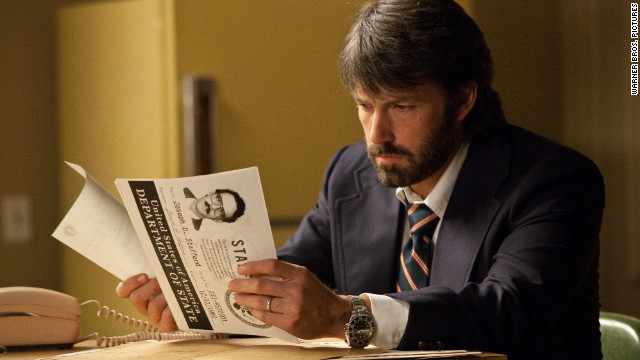"Ben Affleck starred in ""Argo,"" which may have helped the hostages get compensation."