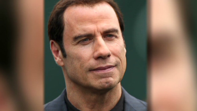Travolta accused of sexual assault