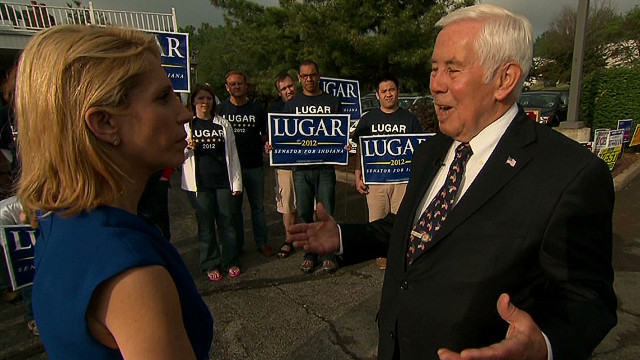 Dick Lugar reflects on his Senate career