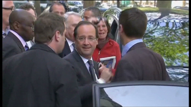 Busy days ahead for Hollande