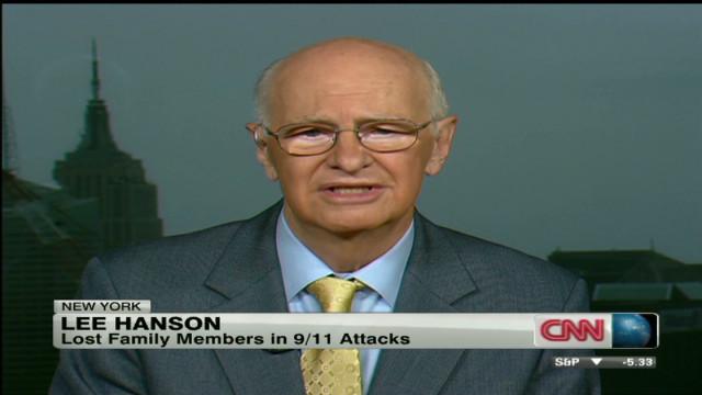 'Range of emotions' seeing 9/11 hearing