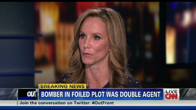 Townsend: Plot's bomber CIA informant