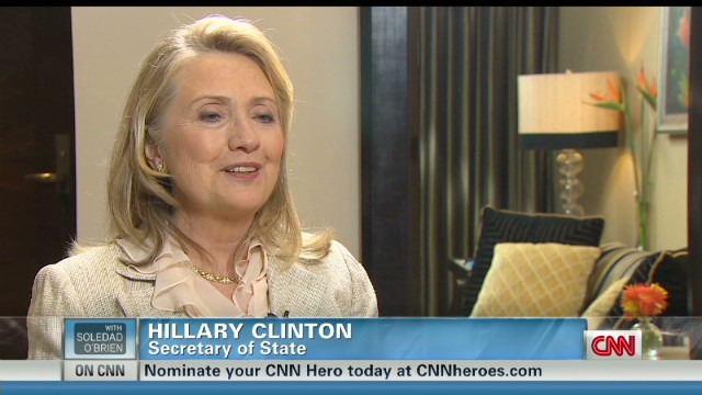 Clinton: China will let Chen come to U.S.
