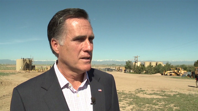 Romney: Same-sex marriage inappropriate