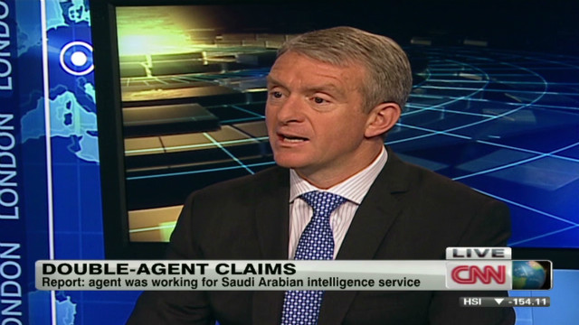 Mole worked for Saudi intel