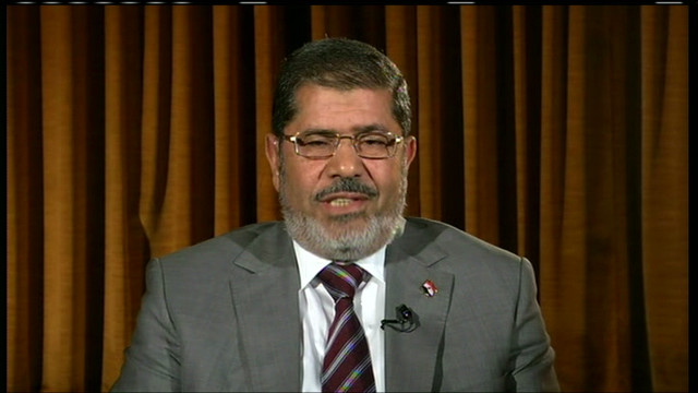 Egypt's Muslim Brotherhood candidate
