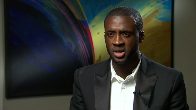 Yaya Toure aims to make history