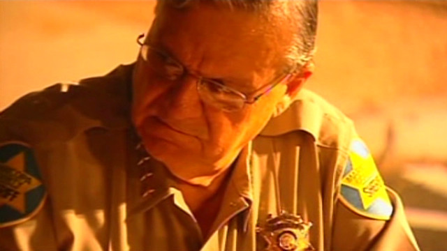 Justice Department sues Arizona sheriff