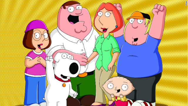 """""""Family Guy"""" will be back for an 11th season."""
