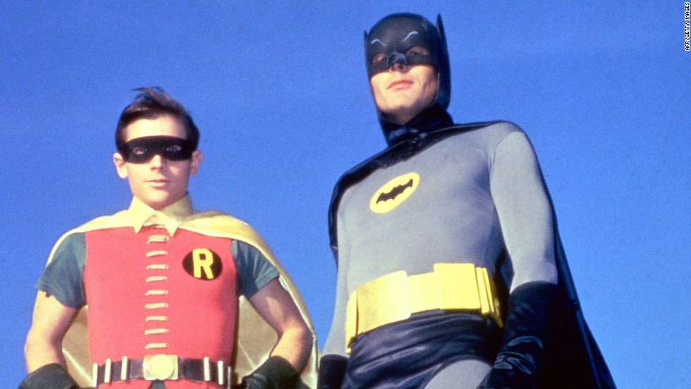 Batman has come a long way since the campy TV series starring Adam West started airing in 1966.