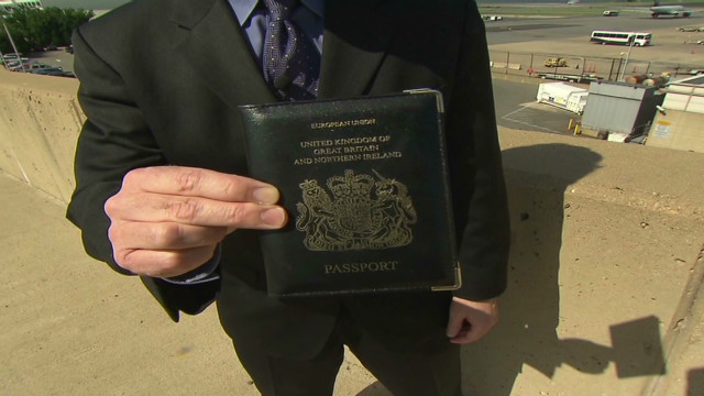 Saudi agent in plot had UK passport