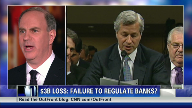 What should happen to JPMorgan's CEO?