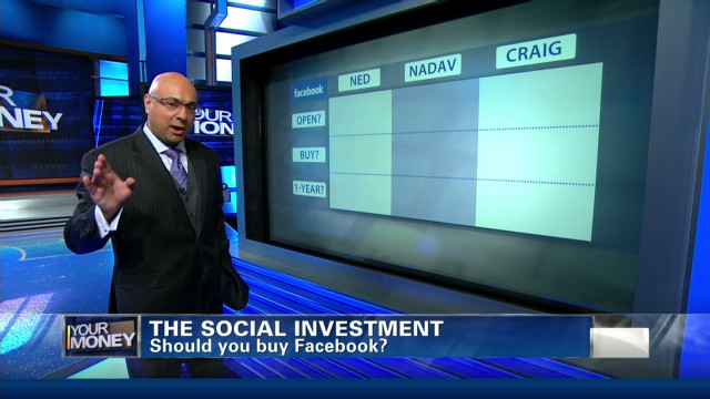 What you should pay for Facebook stock